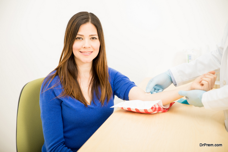 Reasons For Blood Testing