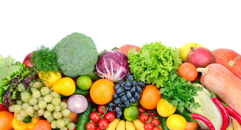 Well-balanced nutrition