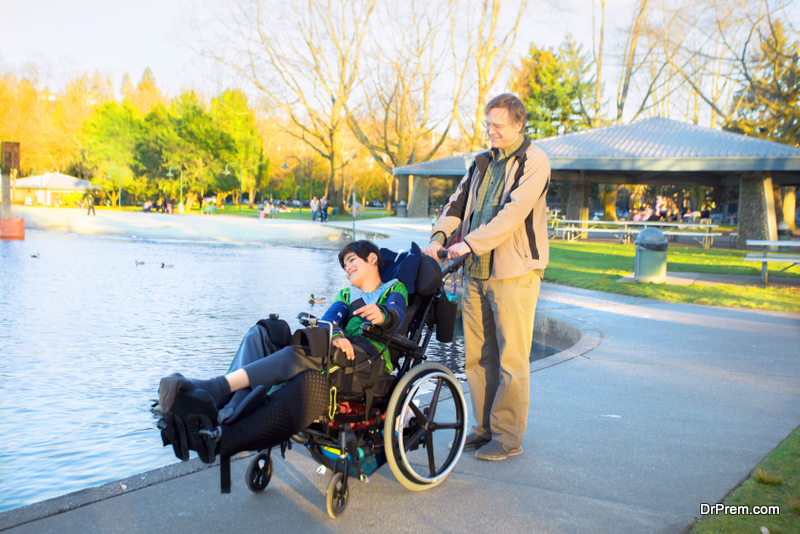 Special Needs Families Can Travel Together