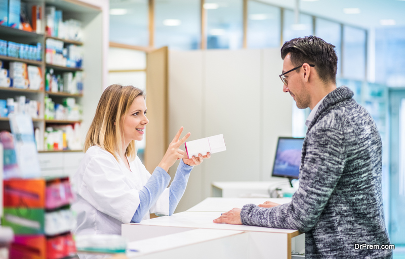 Pharmacy visit