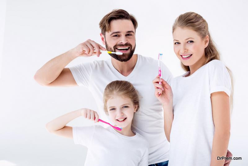 Maintaining Your Family's Dental Health