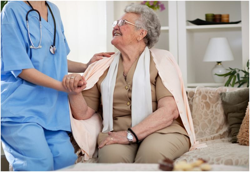 Rewarding Benefits of Home Care For Seniors